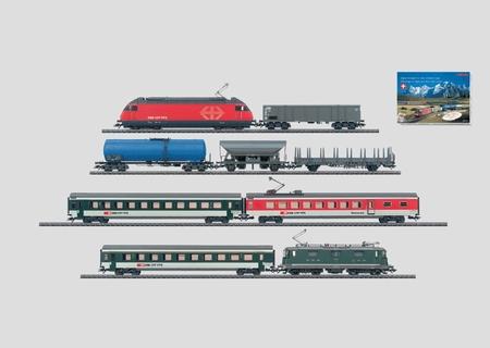 スイス国鉄 EW IV 客車 1等車(29859): I.Y.