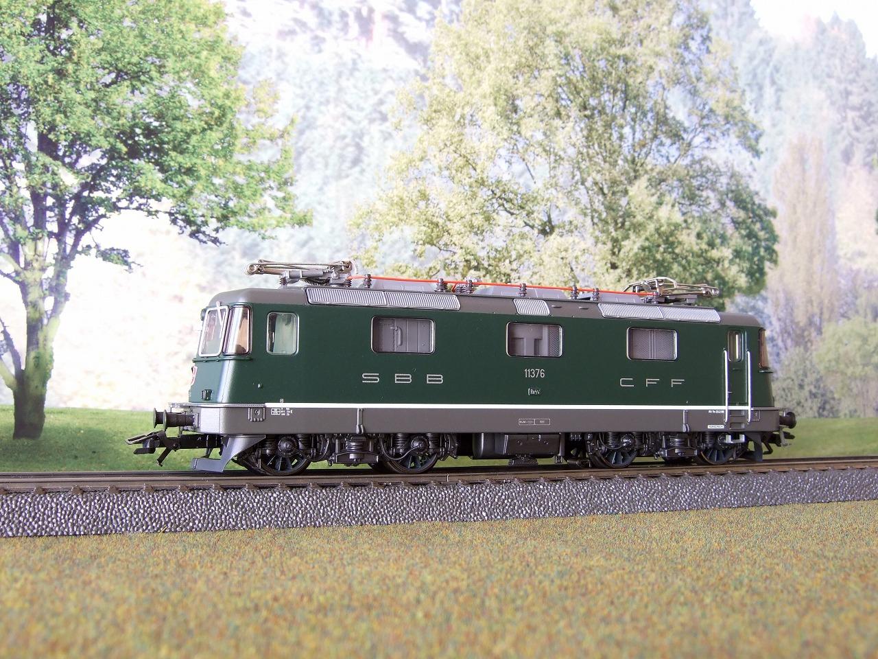 スイス国鉄電気機関車 Re 4/4 II ...